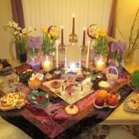 Norooz - Wenn Ostern und Weihnachten zusammenfallen